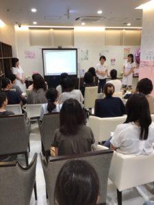 中学校高校の保健の先生方と性教育の勉強会